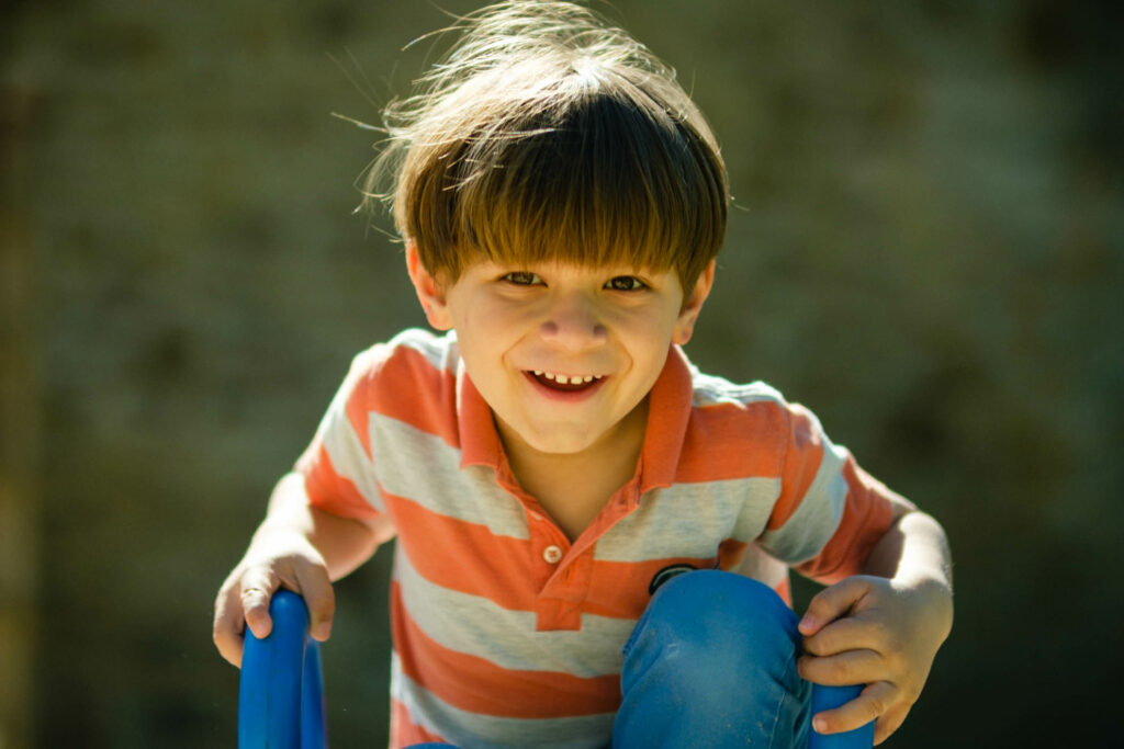 Kindergartenfotografie Begleitetes Spielen